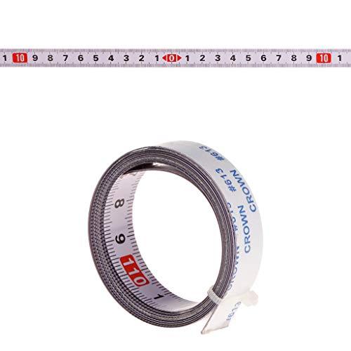RipengPI 1/2/3/5 M Cinta métrica de acero métrico