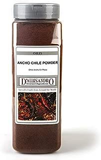 Ancho Chile Powder, 20 Ounce Jar