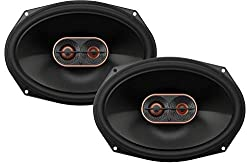 Infinity REF-9623ix 300W Max 6 x 9 3-Way Car Audio Speaker