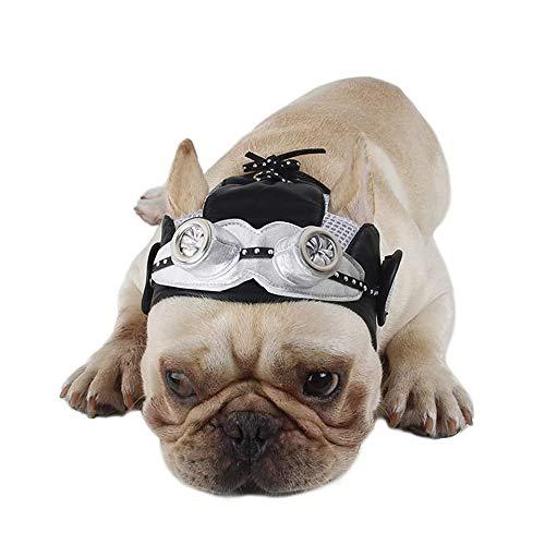 ZTON Christmas Pet Antlers Adjustable Headband Adorable Kitten Cat Puppy Costume Hat Review