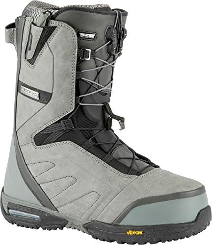 Nitro Herren Select TLS Boot´21 Snowboardboot, Charcoal-Black, 270