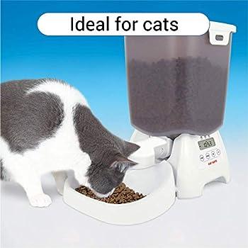 Distributeur automatique de nourriture sèche Cat Mate C3000