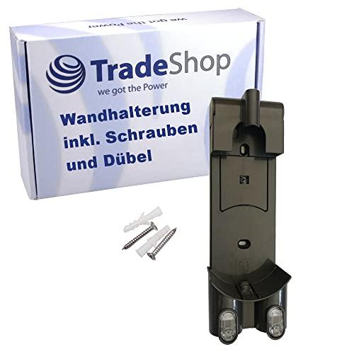 Trade-Shop Wandhalterung/Wandhalter/Ladestation/Dockingstation für Dyson V6 Motorhead, V6 Motorhead Exclusive, Digital Slim Up Top/Akkusauger
