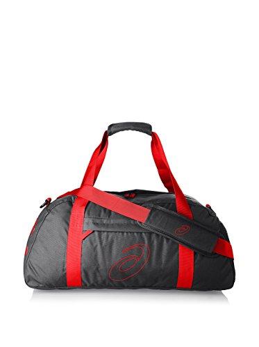 Asics Unisex-Erwachsene Sporttasche Training Essentials Gymbag, Grau, 55 x 28 x 28 cm, 78 Liter