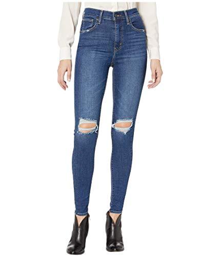 Levi's Damen Mile High Super Skinny Jeans, Shady Business, (31) Regulär