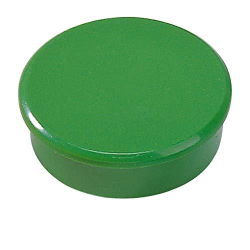 Dahle Bürotechnik Magnet 38 mm Ø grün Dahle 05.95538, Höhe 13,5 mm - 10 Stück