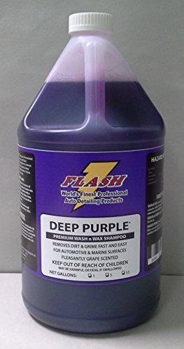 Flash Deep Purple Wash