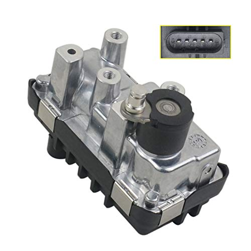SCSN Actuador eléctrico Turbo 6NW009228 6NW009543 763797 G-26 G-35 para C30 C70...