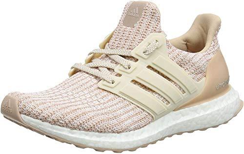 adidas Women's Ultraboost W Fitness Shoes, Pink (Percen/Narcla 000), 3.5 UK