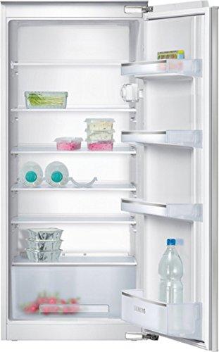 Siemens KI24RV62 iQ100 Kühlschrank / A++ / 122.1 cm Höhe / 103 kWh/Jahr / 221 Liter Kühlteil / Extra viel Platz für Obst und Gemüse / Flachschanier