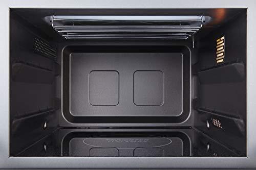 Panasonic NN-DF383 - Microondas Horno con Grill Combinado (1000 W, 23 L, 6 niveles, Inverter, Grill 1000 W, 100-220ºC, 16 modos, recubrimiento antiadherente sin plato) Negro