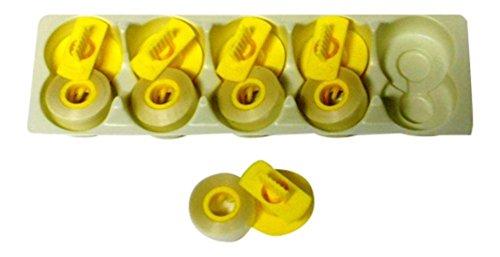Korrekturband Lift-Off-5 Stück- für Olympia Carrera DE Luxe MD- kompatibel 8379-143-C -Farbbandfabrik Original
