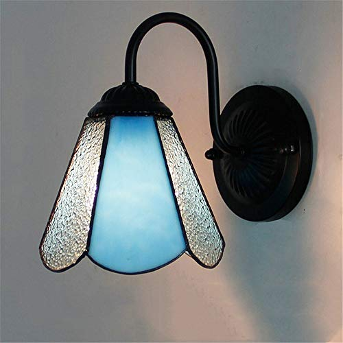 Muur Sconce Lights Stijl LED Indoor Wandlamp voor Thuis Verlichting Glas Sconce Badkamer Spiegel Voorlamp met Schakelaar