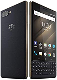 Blackberry Key2 LE Single Sim - 64GB, 4GB RAM, 4G LTE, Champagne