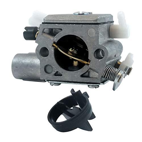 WANWU Recambios para carburador para motosierra Stihl MS251 MS251C sustituye a 1143-120-0611.