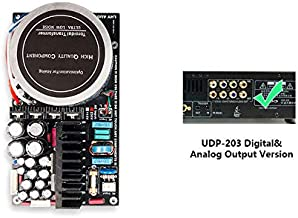 FidgetKute Handmade Built-in Linear Power Supply Board for Oppo UDP203/205 Modified Upgrade UDP-203 Digital&Analog Output One Size