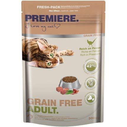Premiere Grain Free Adult 300 g, Reich an Fasan