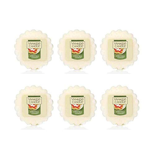Yankee Candle Christmas Cookie Tarts (6 Cnt.)