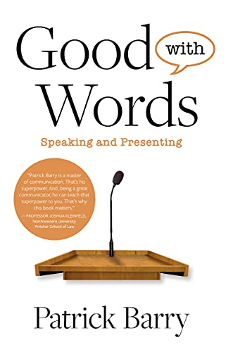 Good with Words: Speaking and Presenting (English Edition)