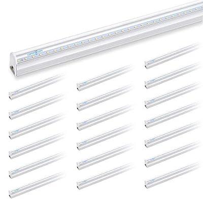 LUMINOSUM 20-Pack T5 LED Light Tube