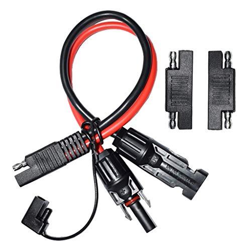 B Baosity MC4 auf SAE Adapter Verbinder Kabel Solarenergie-Cable