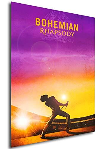 Instabuy Poster Cartel de pelicula - Bohemian Rhapsody (Cartel 70x50)