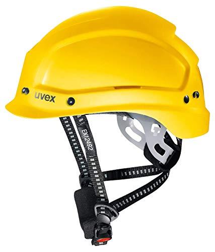 Uvex 9773150 Schutzhelm für die Baustelle - Bauhelm für Erwachsene - Gelb
