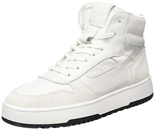 Marc O'Polo Damen 00716123503145 Sneaker, 100 White,38 EU