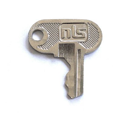 NLS 日本ロックサービス はいれーぬ メーカー純正 合鍵 スペアキー 子鍵