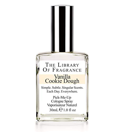 The Library of Fragrance Vanilla Cookie Dough Eau De Cologne Spray