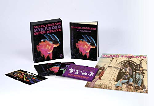 Paranoid (50th Anniversary Edition) (Deluxe Box Set)