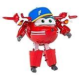 LUNE Super Wings Transformable Juguetes Flip Regalo De Niño Robot De Deformación Aeronave Coche Navidad Cumpleaños Año Nuevo Regalo Plano Deformado 15CM