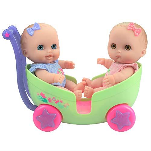 Lil Cutesies TWIN 8.5' All Vinyl Dolls...