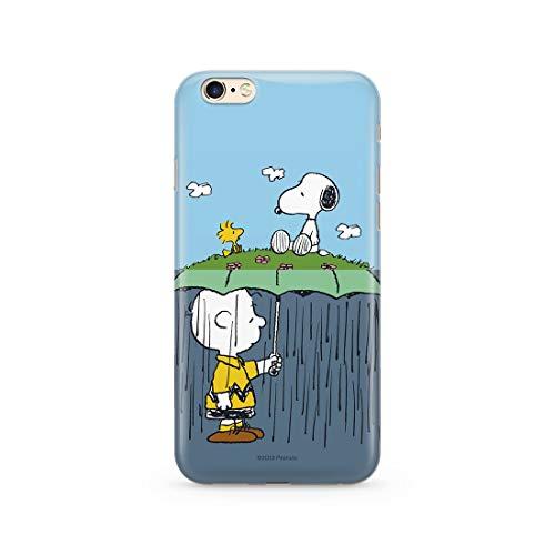 Ert Group PNPCSNOOPY2102 Custodia per Cellulare Snoopy 006 iPhone 6/6S, Multicolore