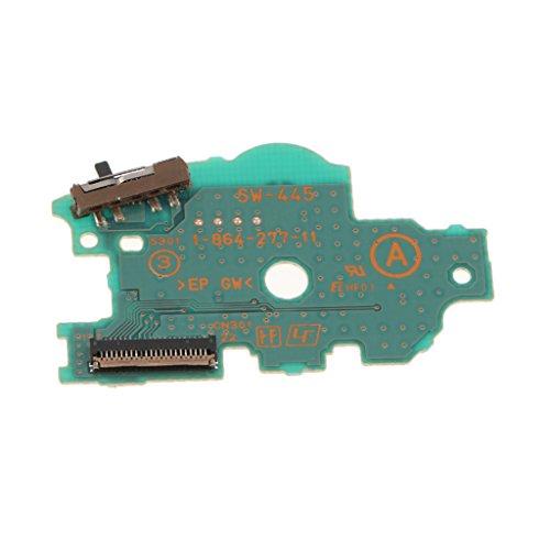 perfk Reparar El Interruptor de Encendido/Apagado Placa de Circuito para La Consola Sony PSP 1000