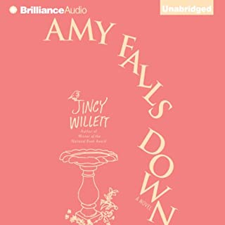 Amy Falls Down     A Novel              By:                                                                                                                                 Jincy Willett                               Narrated by:                                                                                                                                 Amy McFadden                      Length: 10 hrs and 32 mins     464 ratings     Overall 3.6