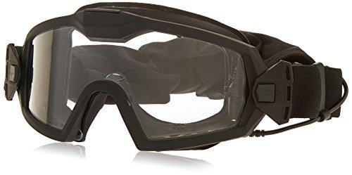Smith Optics Elite Outside the Wire Turbo Fan (OTW) Schutzbrille, Schwarz