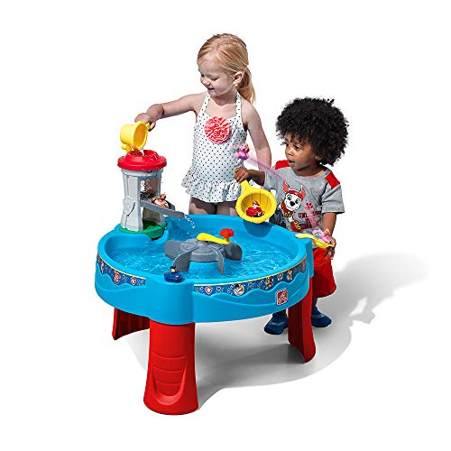 Paw Patrol Sea Patrol Water Table with Accessory Set & 4 Characters