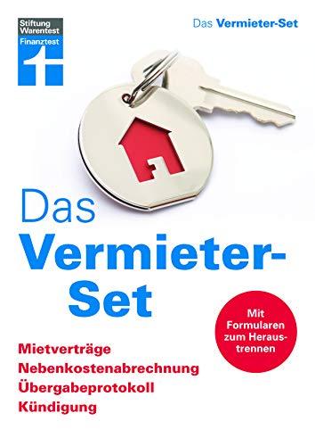 Das Vermieter-Set - Mietverträge, Nebenkostenabrrechnung, Übergabeprotokoll, Kündigung – Ihre Rechte als Vermieter – Alle relevanten Formulare