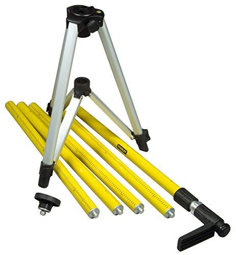 Stanley 1-77-022 lasermontage, lasermontage, lasermontage, met statief en beugel