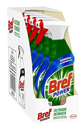Henkel Detergents DE -  Bref Power Outdoor