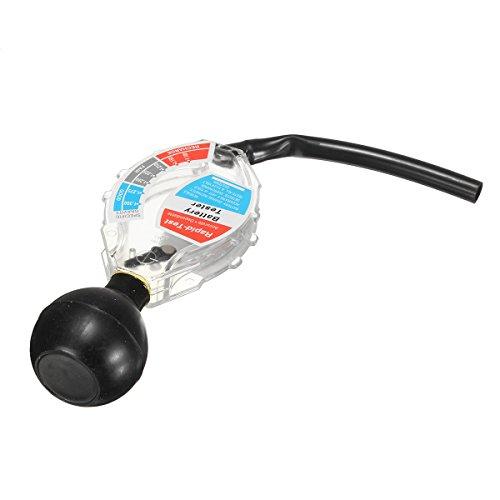 GOZAR Elektrolyt-Batterie Hydrometer Dial Einfach Lesen Batterie