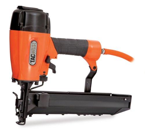 Tacwise G1450V Grapadora Neumática Tipo 14, USA Grapas de hasta 50 mm de Largo, Naranja