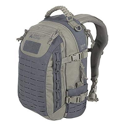 Direct Action Dragon Egg Mk II Tactical Backpack Urban Grey/Shadow Grey 25 Liter Capacity