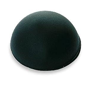 Sorbothane de 40 mm negro (8 unidades): Amazon.es: Electrónica