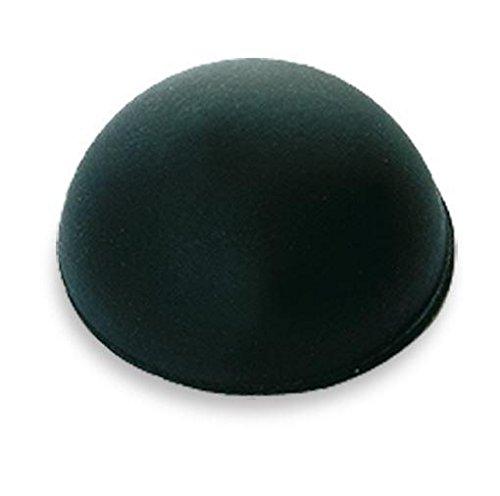 Oehlbach Puck One For All 55035 - Amortiguador de sonido elástico (8 unidades), color negro