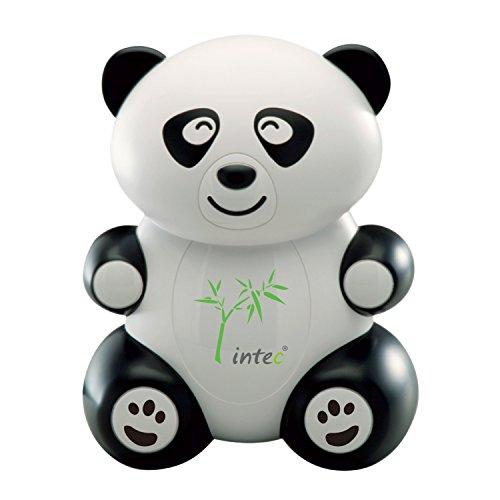 Intec Panda Inhaliergerät Inhalator Aerosol Therapie Vernebler Inhalation Kompressor