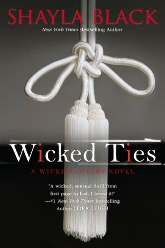 Wicked Ties Wicked Lovers series Book 1 product image