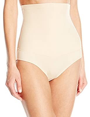 Maidenform Flexees Women's Shapewear Hi-Waist Brief Firm Control