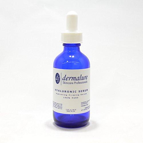 Hyaluronic Acid Serum 100% - Calming & Firming Moisturizer 2oz. 60ml